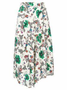 Isabel Marant Cacia skirt - Neutrals