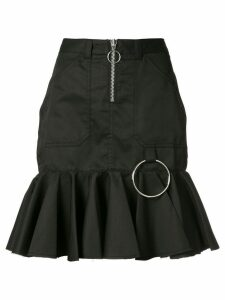 Marques'Almeida peplum skirt - Black