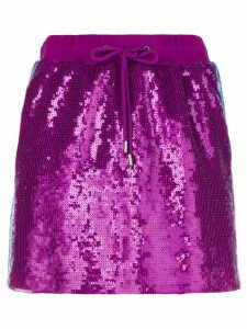 Alberta Ferretti Rainbow Week skirt - PINK