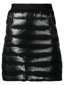Moncler padded skirt - Black