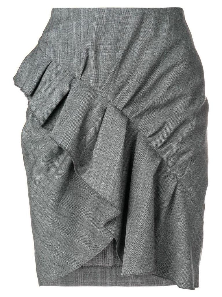 Isabel Marant Étoile Nel Super 100 skirt - Grey