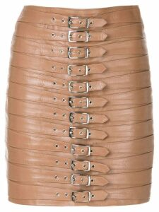 Manokhi Dita skirt - Neutrals