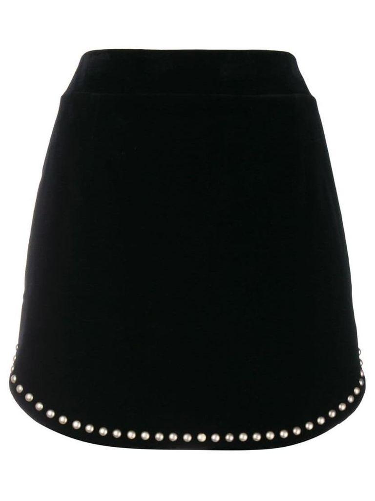 Saint Laurent short skirt - Black