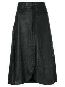 Isabel Marant Boreal midi skirt - Black