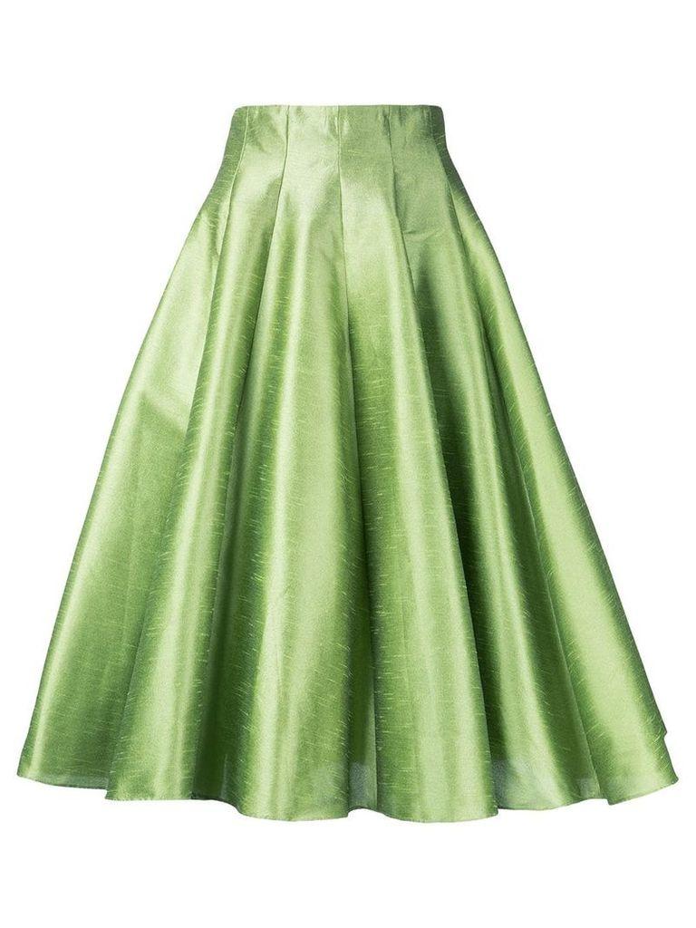 Bambah full midi skirt - Green