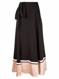Roksanda full panelled skirt - Black