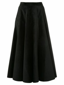 Sara Battaglia full skirt - Black