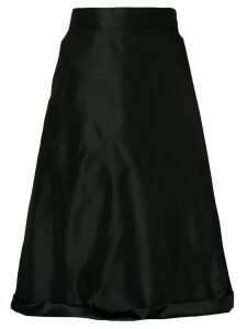 Ports 1961 flared midi skirt - Black