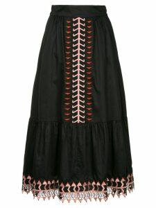 Temperley London Agnes skirt - Black