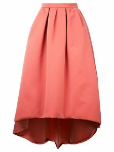 Paule Ka asymmetric full skirt - Pink