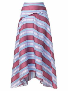 Sies Marjan striped skirt - Blue