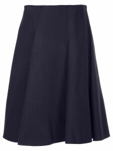 Paule Ka midi full skirt - Purple