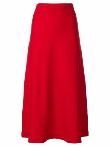 Sonia Rykiel flared midi skirt