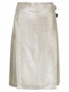 Macgraw Compass skirt - Metallic
