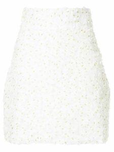 Bambah confetti skirt - White