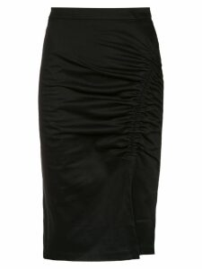 Isolda Heliconia pencil skirt - Black