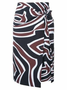 Emilio Pucci printed skirt - Multicolour
