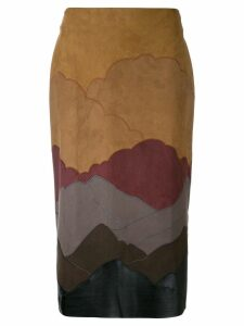 Stella McCartney Nina skirt - Multicolour