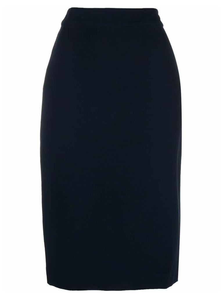 Derek Lam Sora Skirt - Blue