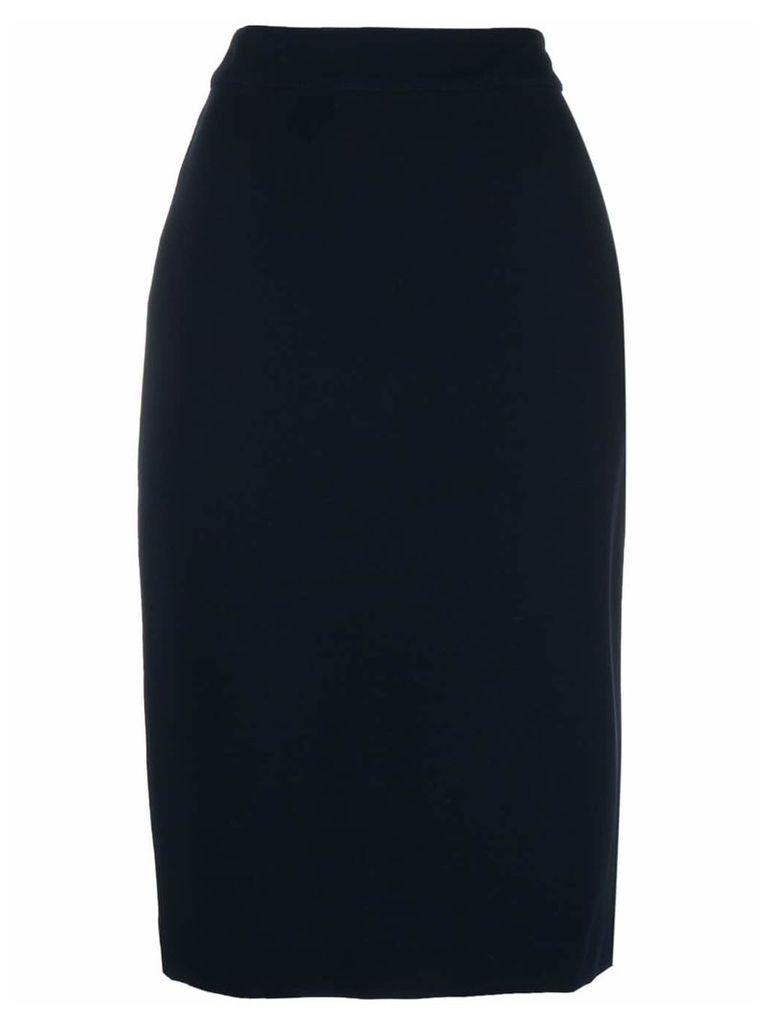 Derek Lam Sora Skirt - Blue