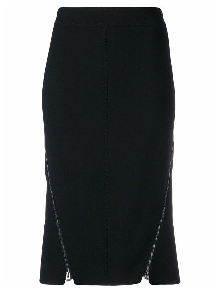 Tom Ford zipped pencil skirt - Black
