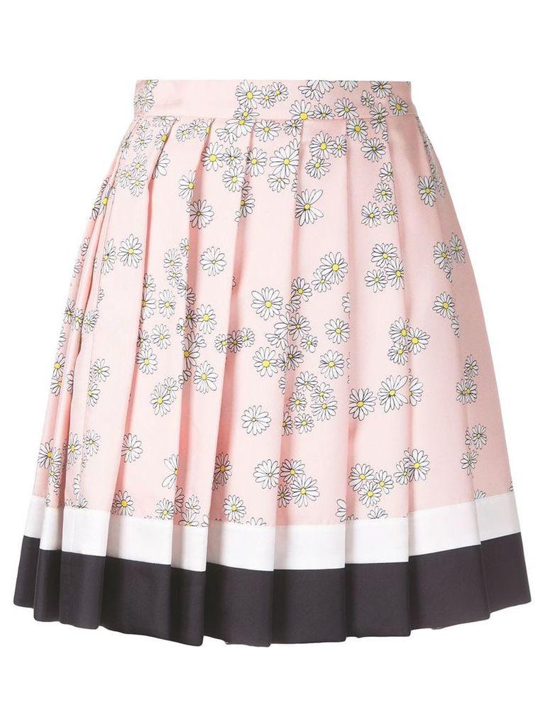 Macgraw Daisy Chain short skirt - Pink