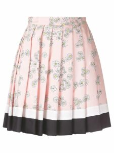 Macgraw Daisy Chain short skirt - Pink