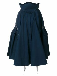 Antonio Berardi pleated skirt - Blue