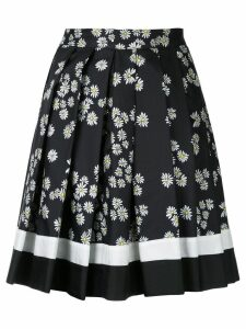Macgraw Daisy Chain short skirt - Black