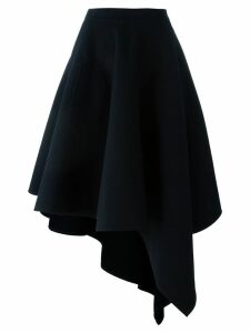 Marni asymmetric hem skirt - Black