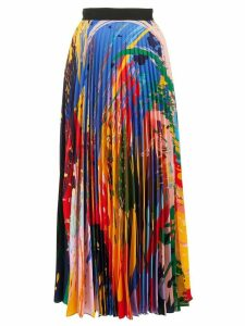 Mary Katrantzou Uni Paint Splash skirt - Multicolour