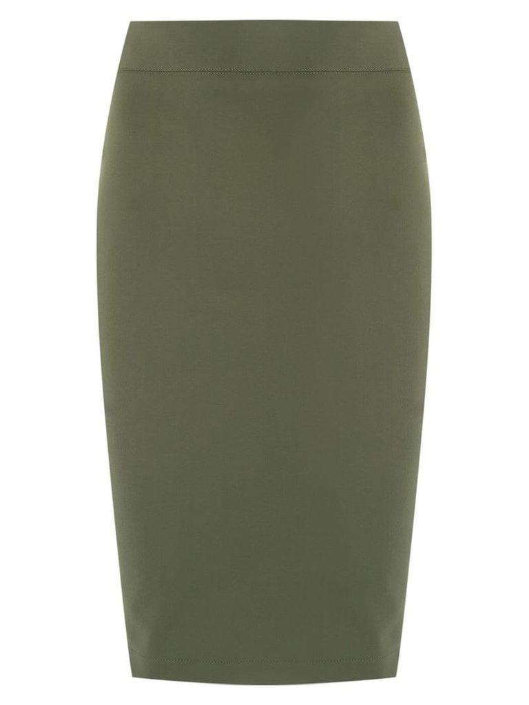 Gloria Coelho pencil skirt - Green