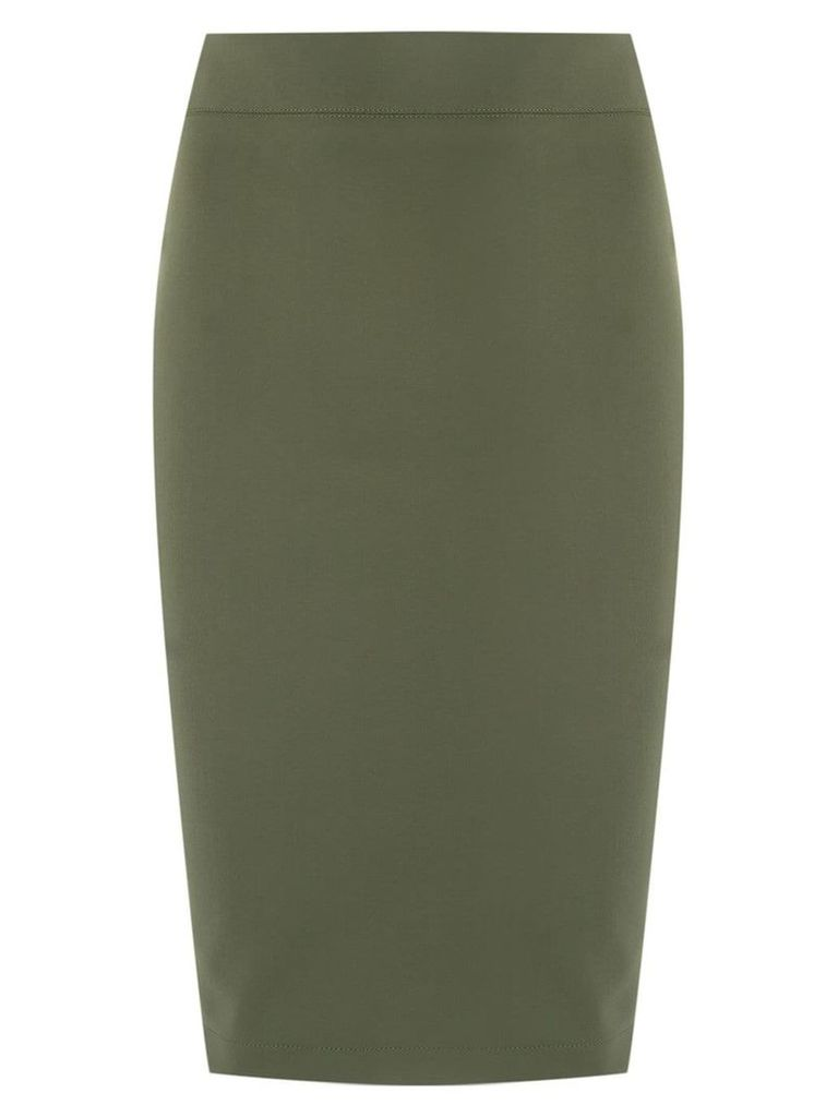 Gloria Coelho pencil skirt - Green