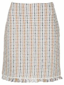 Tory Burch Hollis skirt - Multicolour