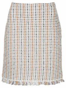 Tory Burch Hollis skirt - Multicolour