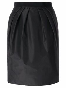 Giambattista Valli gathered waist skirt - Black