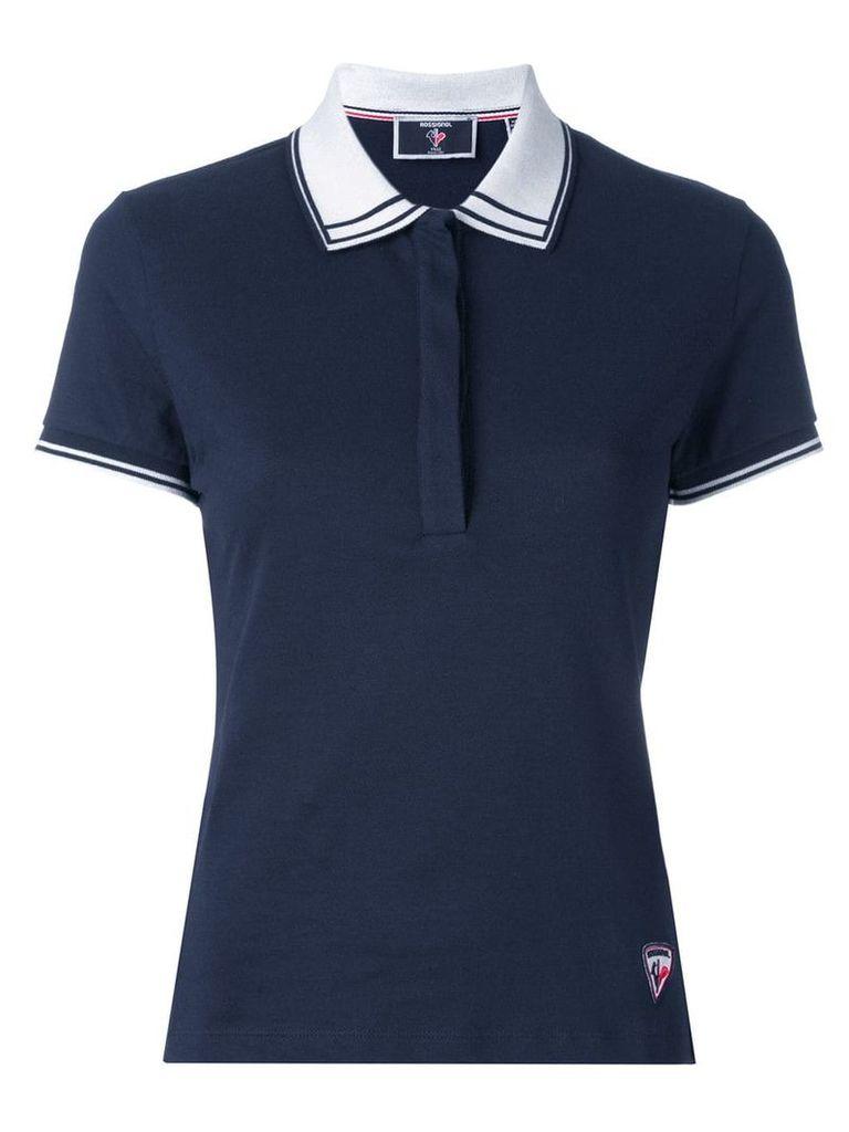 Rossignol Sandrine polo shirt - Blue