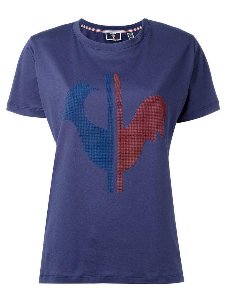 Rossignol Valerie rooster T-shirt - Blue