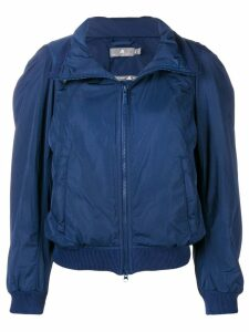 Adidas By Stella Mccartney Training short lightweight jacket - Blue