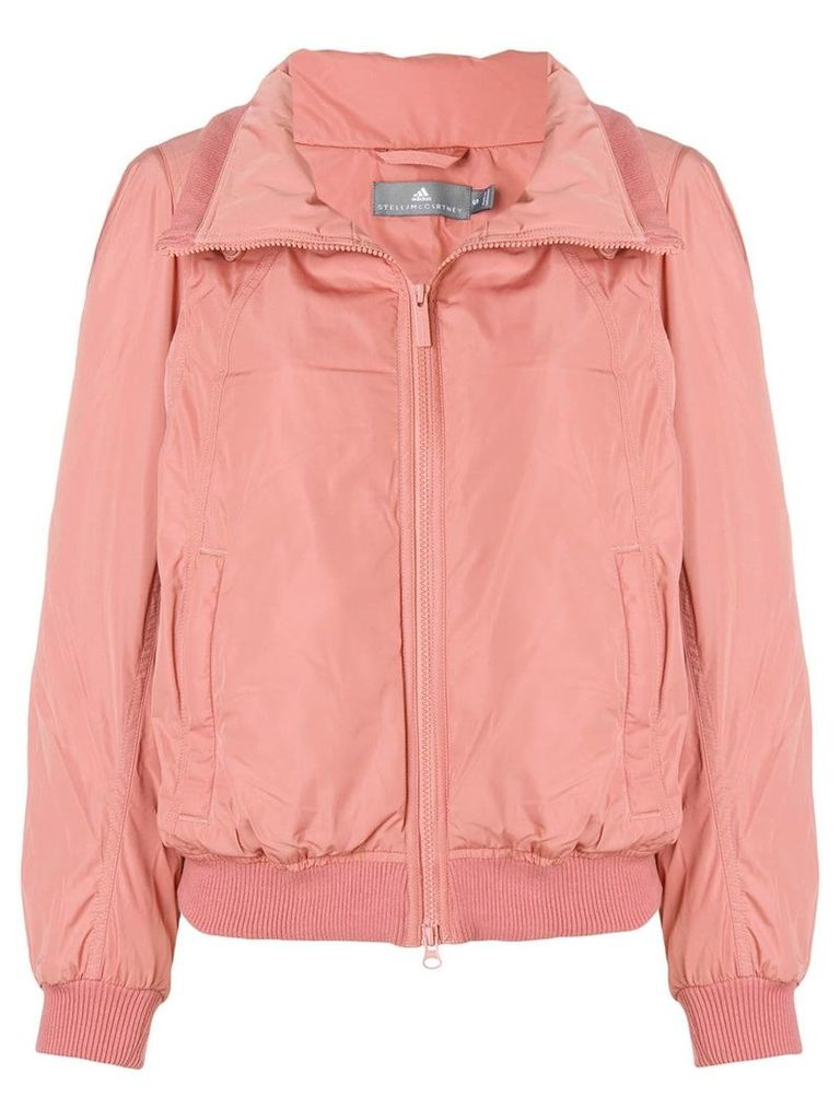 Adidas By Stella Mccartney full-zipped jacket - Pink