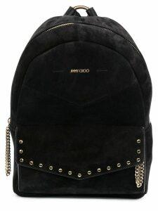 Jimmy Choo Cassie backpack - Black