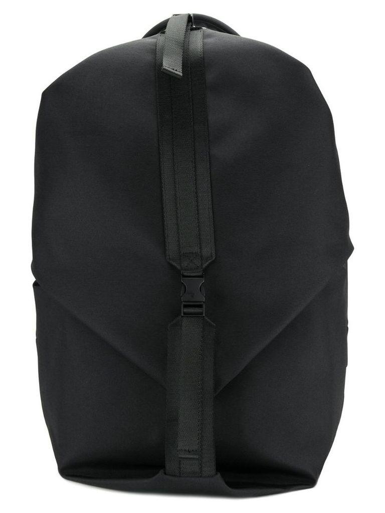 Côte & Ciel oversized backpack - Black