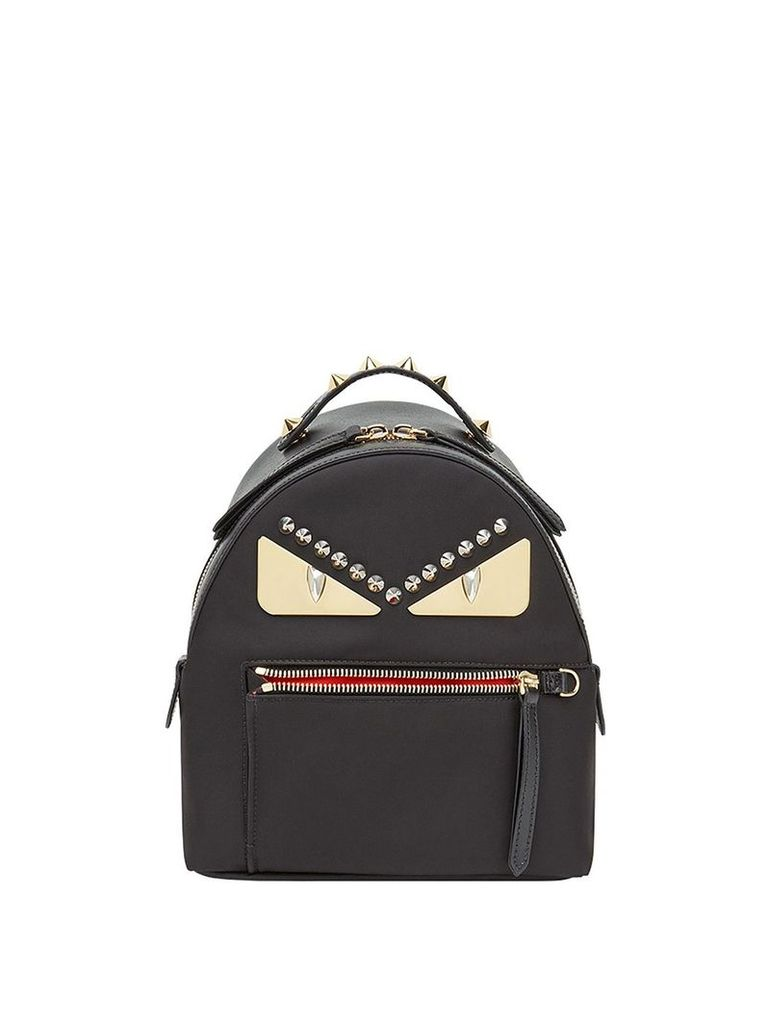 Fendi Bag Bugs backpack - Black