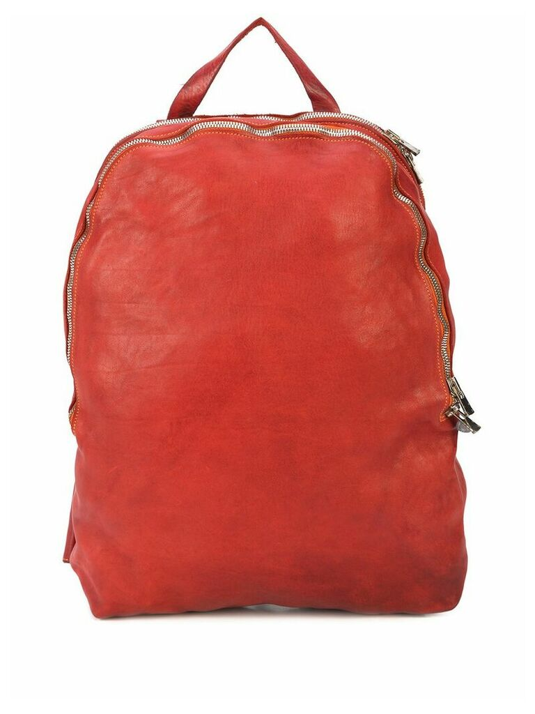 Guidi minimal backpack - Red