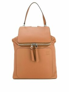 Loewe Goya backpack - Brown