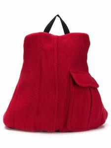 Eastpak East Pak x Raf Simons Ricceri coat backpack - Red
