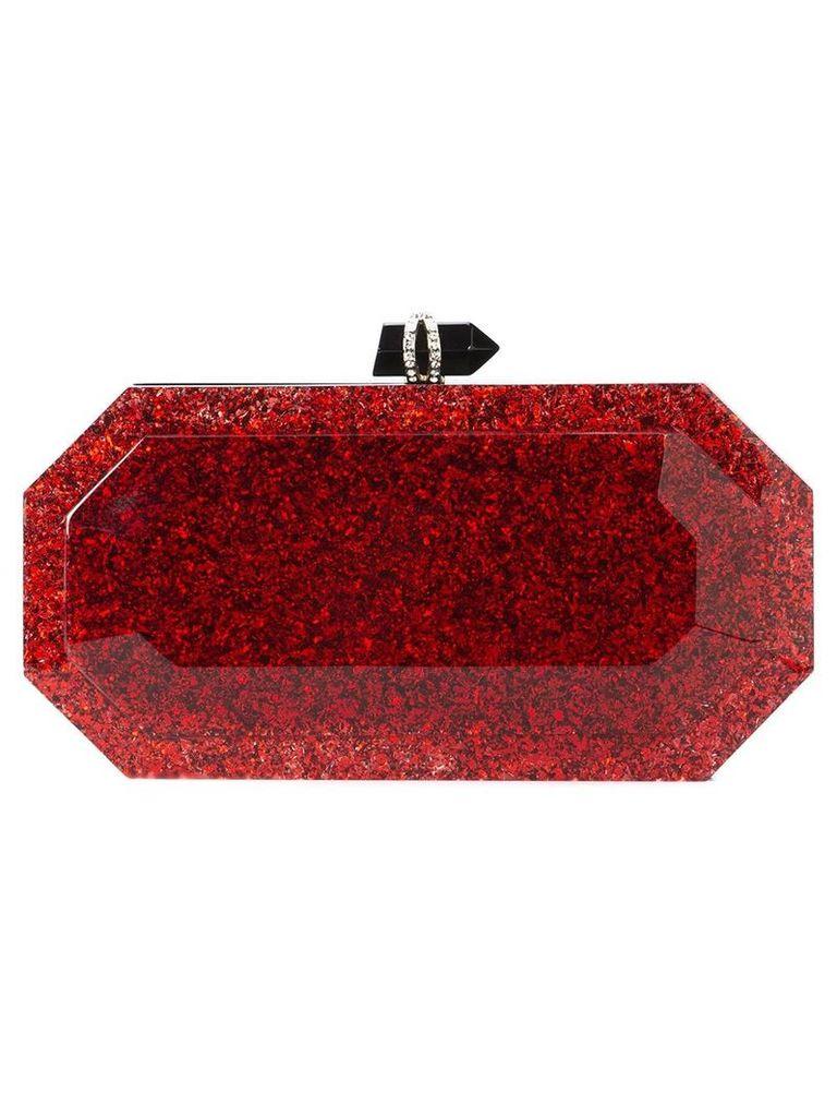 Marchesa Beth clutch bag - Red