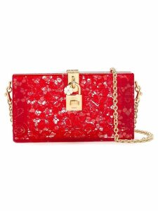 Dolce & Gabbana Dolce Box clutch - Red