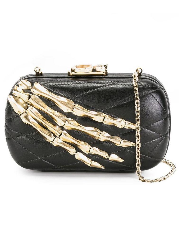 Corto Moltedo Susan C Star clutch bag - Black