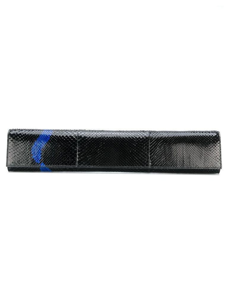 Saint Laurent Fetiche long clutch - Black